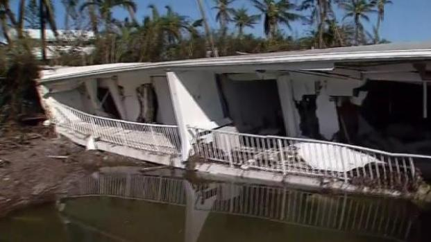 [MI] Significant Damage Seen in Islamorada