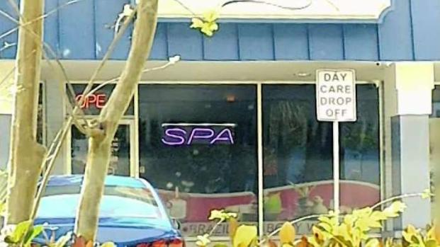 Site Offers 'Happy Endings' at Local Spas
