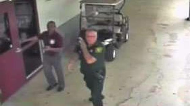 [NATL-MIA] Surveillance Video From Parkland Shooting Released