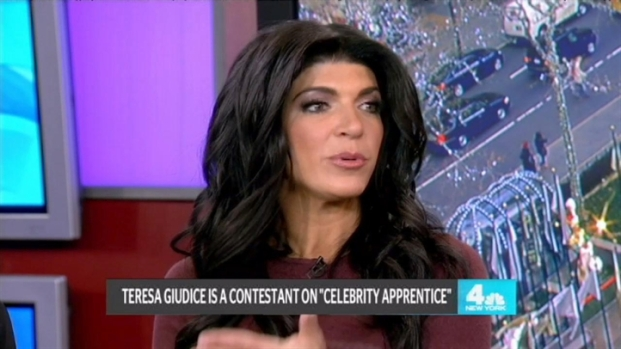 "[NY] ""Real Housewives"" Star Teresa Giudice Joins The Cast of ""The Celebrity Apprentice"""