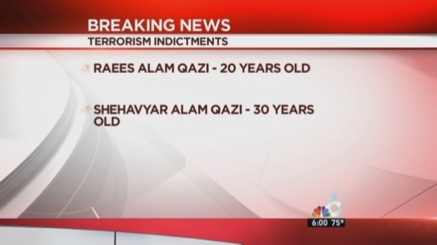 [MI] Two South Floridians Arrested on Terrorism Conspiracy Charges