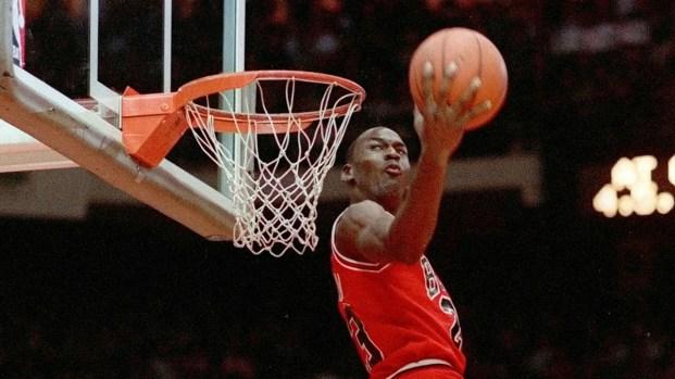 Michael Jordan's Top Sports Moments