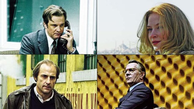 """New Pics From """"Tinker Tailor Soldier Spy"""""""