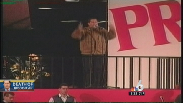 [MI] The Life and Times of Hugo Chavez