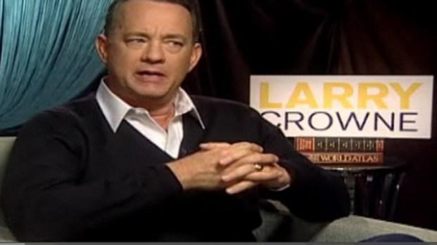 """[NBCAH] Tom Hanks Talks """"Cloud Atlas"""" and Drunk Fan"""