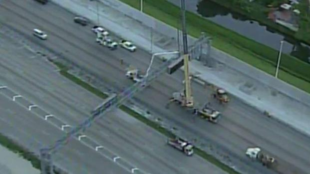 Portion of Florida's Turnpike Reopens in SW Miami-Dade After