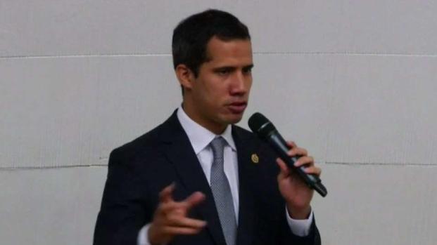 [MI] Venezuela Bans Guaido From Holding Public Office