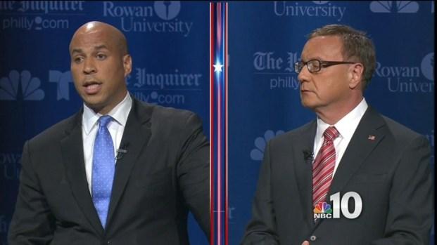 """[PHI] Booker-Lonegan Debate: """"Bodies in the River"""""""