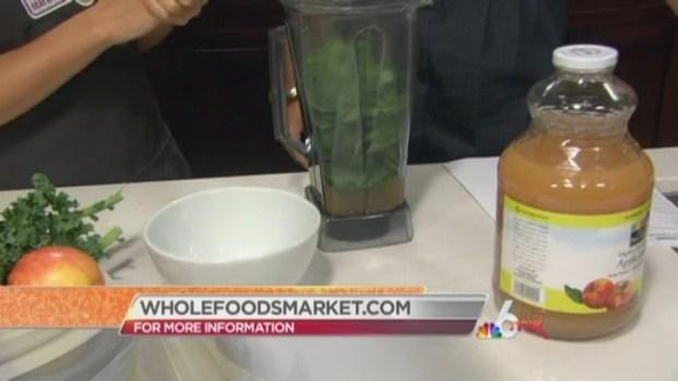 [MI] Living Green: Organic Snacks for Kids