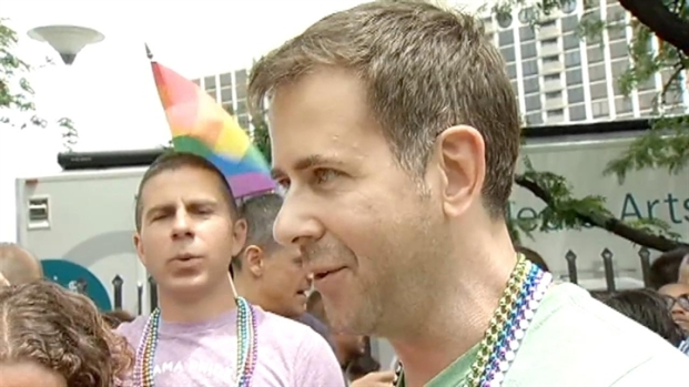 [CHI] Pride Parade-Goers Push for Gay Marriage