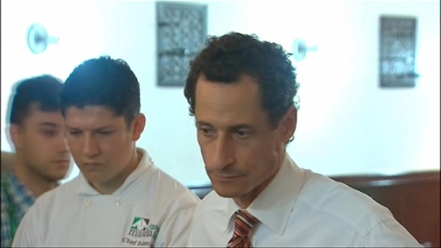 [NY] Anthony Weiner Has Trouble Saying How Many Women He Sexted