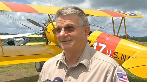 [DC] Friends of Wing Walker & Pilot React To Deadly Air Show Crash
