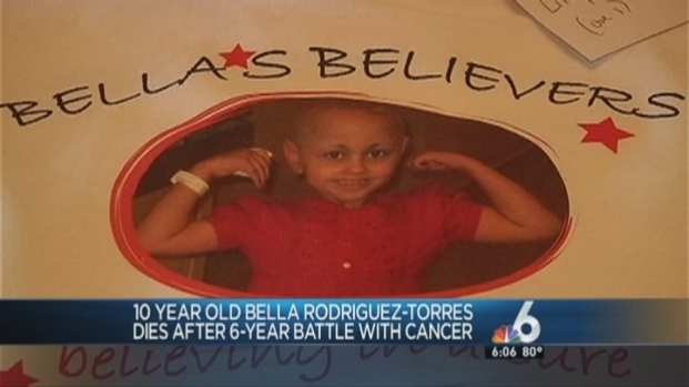 [MI] Bella Rodriguez-Torres, 10, Passes Away After 6-Year Battle With Cancer