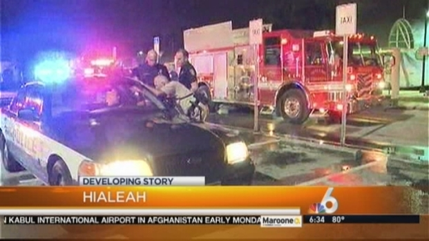 [MI] Firefighter Injured in Fire on Tri-Rail Train in Hialeah
