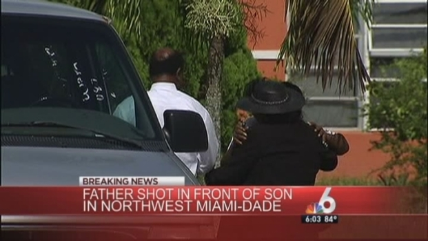 [MI] Father Dies in NW Miami-Dade Shooting