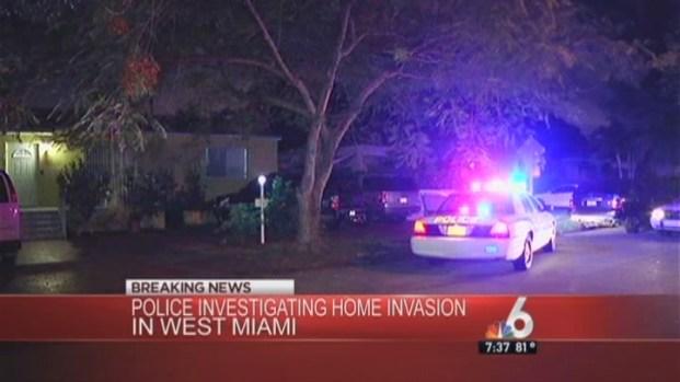 [MI] Police Impersonators Rob West Miami Home: Cops