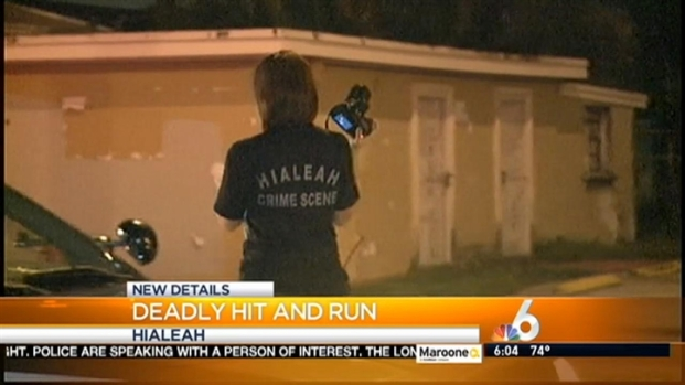 [MI] Person Being Questioned in Deadly Hit-and-Run: Hialeah Police