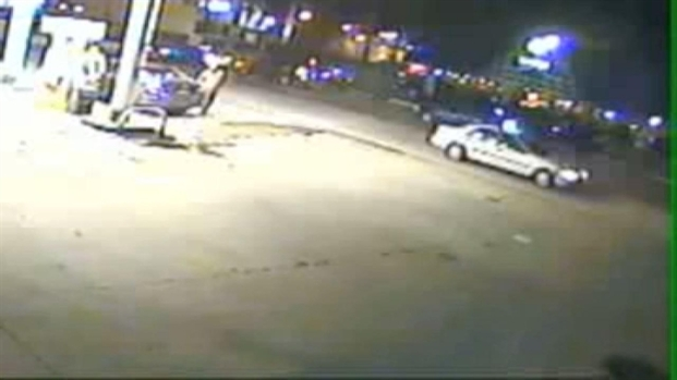 [MI] Detectives Release Surveillance Video of Second Hollywood Shooting