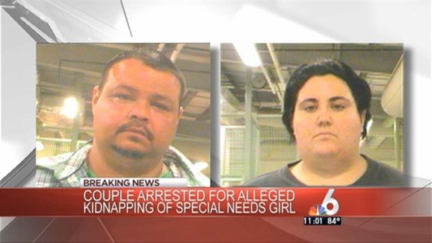 [MI] Couple Arrested in Kidnapping, Sexual Assault of Girl in Miami: Police