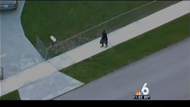 [MI] Dramatic Chase Ends in Miami Gardens