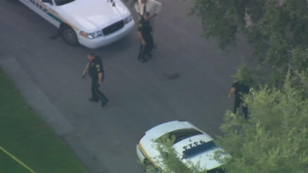 [MI] RAW VIDEO: Scene of Deputy-Involved Shooting in Cooper City
