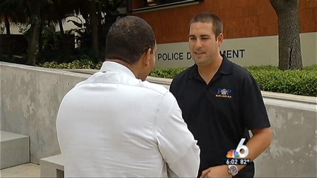 [MI] Miami Police Union President Criticizes Commissioner and Mayoral Candidate Francis Suarez Over Israel Hernandez Comments
