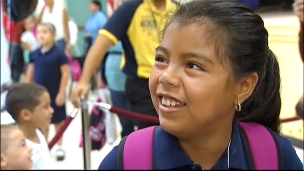[MI] School Year Gets Underway in Broward, Miami-Dade