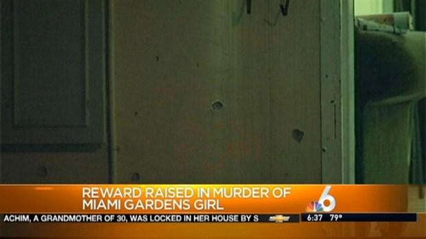 [MI] $30,000 Reward Offered in Killing of 12-Year-Old Miami Gardens Girl