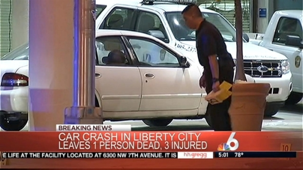 [MI] One Killed After Car Crashes Into Miami-Dade College in Liberty City