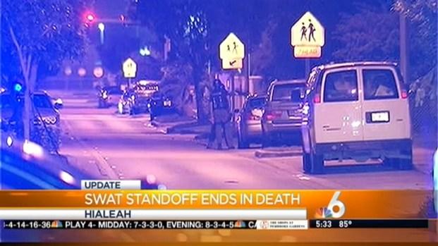 [MI] 1 Dead as Hialeah SWAT Standoff Ends: Police