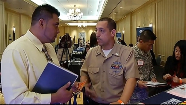 [MI] Plantation Job Fair Focuses on Veterans on 9/11