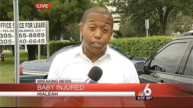 [MI] Baby Possibly Hit in Eye with BB Gun in Hialeah: Cops