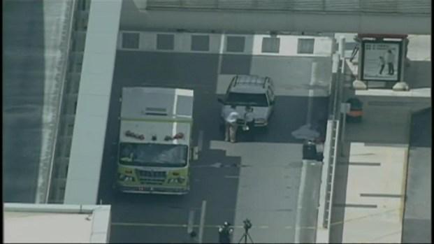 [MI] RAW VIDEO: Pedestrian Struck and Killed at Miami International Airport