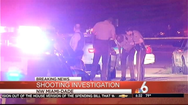 [MI] Man Shot in Northwest Miami-Dade