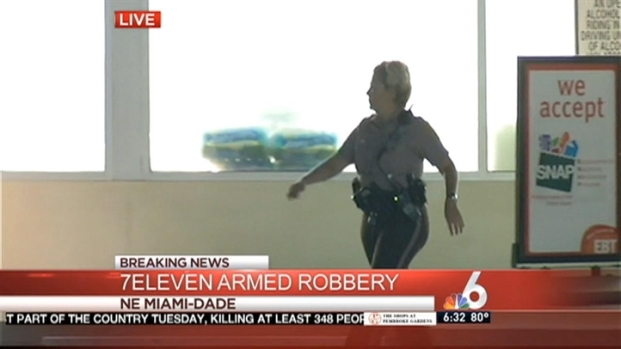 [MI] Police Investigate Armed Robbery at 7-Eleven in Northeast Miami-Dade