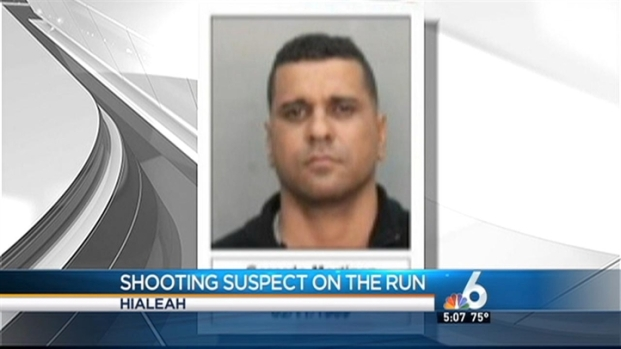 [MI] Hialeah Police Looking for Mobile Home Park Shooting Suspect
