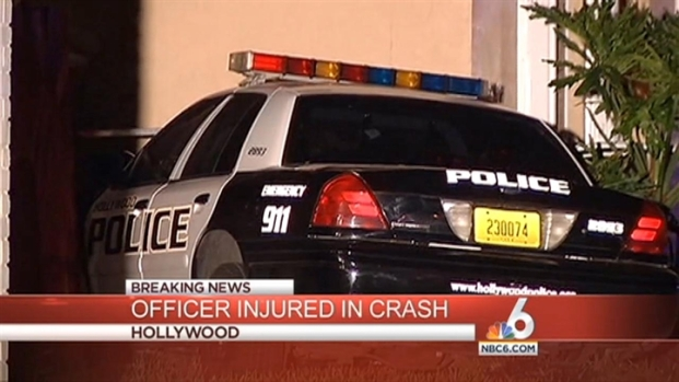 [MI] Hollywood Police Cruiser Crashes Into House in 2-Car Accident: Cops