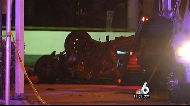 [MI] Taxi Driver Killed in Crash in Dania Beach: BSO