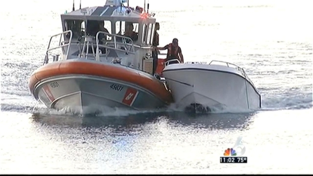 [MI] 4 Dead, 11 Rescued After Boat Capsizes off Miami Beach: Coast Guard