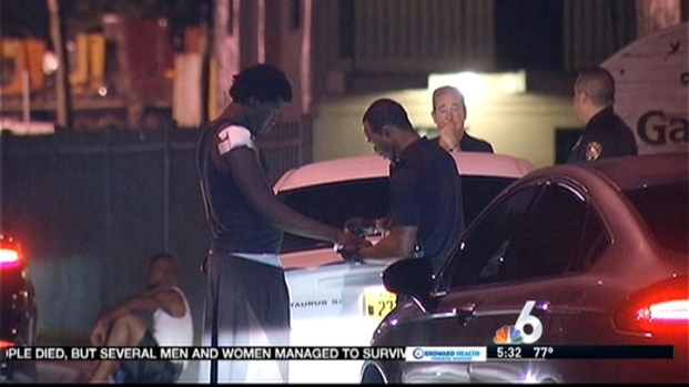 [MI] Security Guard, 3 Others Shot in Opa-locka