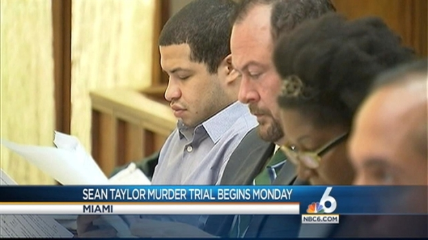 [MI] Jury Selection Wraps Up in Sean Taylor Murder Case