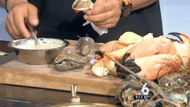 [MI] Coconut Grove Seafood Festival Starts Sunday