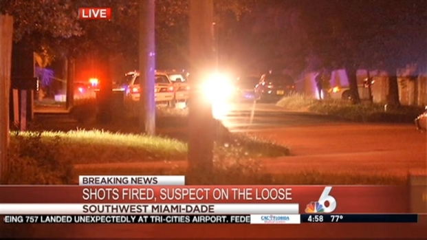 [MI] Perimeter Set Up in SW Miami-Dade After Shots Fired
