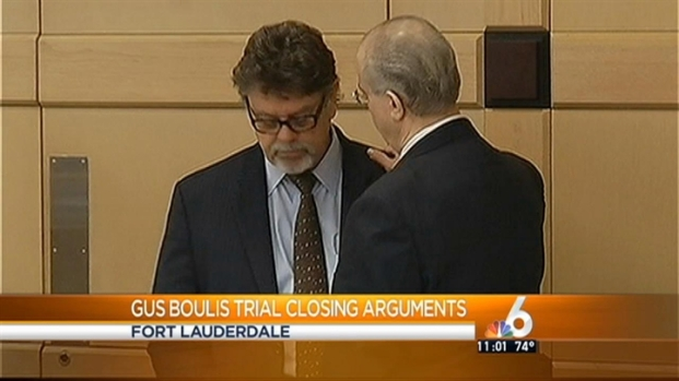 [MI] Closing Arguments Set in Gus Boulis Murder Trial