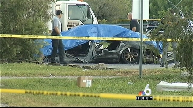 [MI] Human Remains Found in Burning Car in Hialeah