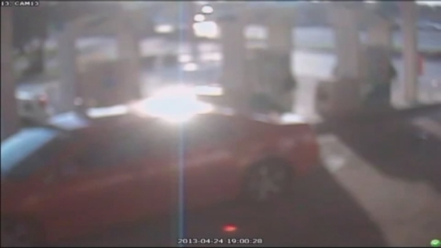 [MI] Surveillance Video: Woman Sets Car on Fire, Claims to Be God