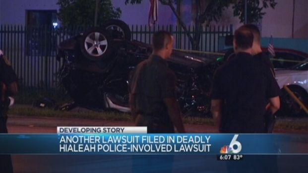 [MI] Mother of Woman Killed After Crash With Hialeah Police Officer Files Wrongful Death Lawsuit vs. City