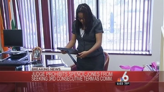 [MI] Michelle Spence-Jones Cannot Seek 3rd Consecutive Term: Judge