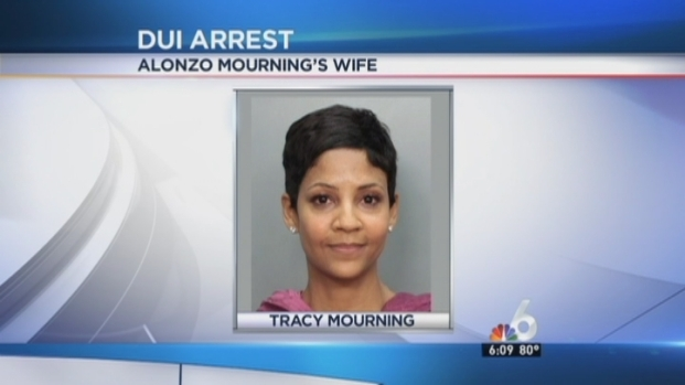 [MI] Tracy Wilson Mourning Accused of Driving Under the Influence: Miami-Dade Police
