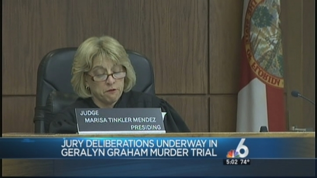 [MI] Judge in Geralyn Graham Case Reads Question from Jurors